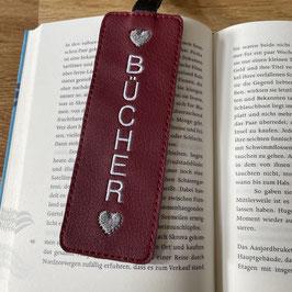 Lesezeichen Bücher