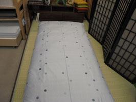 国家資格一級寝具技能士が作る敷布団 美布美 グレー