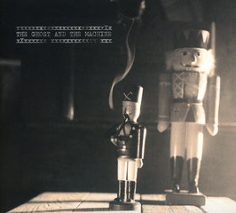 THE GHOST AND THE MACHINE // (selftitled) // 180g Vinyl