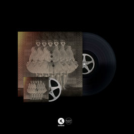 KONTRAPUNK // A MOTION PICTURE // 180g Vinyl