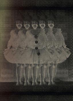 POSTKARTE // A MOTION PICTURE COVER