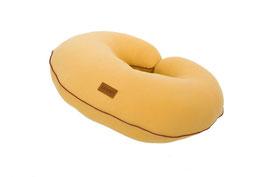 Organic Nursing Pillow mustard