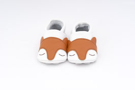 Baby shoes fox