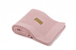 Vintage pink blanket
