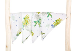 Bamboo cloths 4 pack - cactus