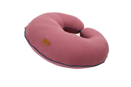 Organic Nursing Pillow bordo