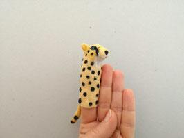 Fingerpuppe Gepard