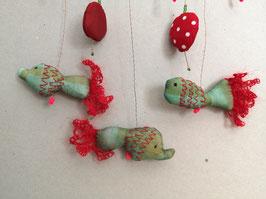 Mobilé  Fische