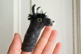 Fingerpuppe Eselchen