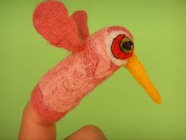 Fingerpuppe Libelle