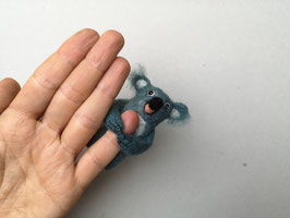 Fingerpuppe Koala Bär