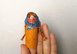 Fingerpuppe Gretel