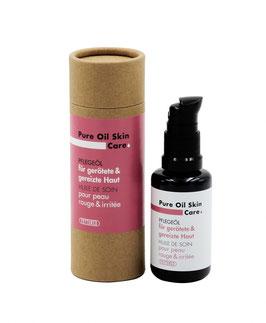 Pure Oil Skin Care Pflegeöl für gerötete und gereizte Haut 30ml