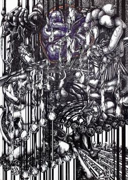 SPIRAL - limited edition fine art print 100