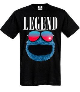 Sesame Street T-Shirt Legend