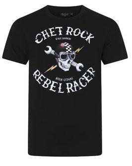 Chet Rock T-Shirt Rebel Racer