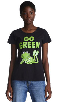 The Muppets T-Shirt Go Green