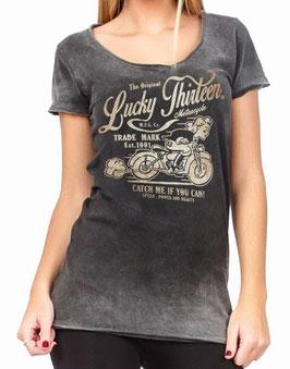 Lucky 13 Shirt Catch me