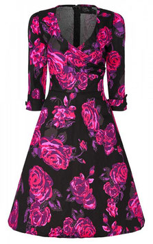 Dolly and Dotty Kleid Katherine Pink Floral