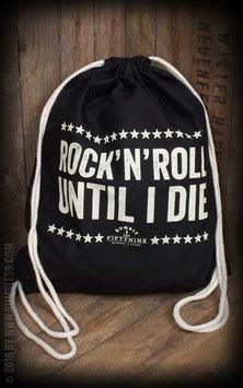 Rumble59 Baumwollrucksack Rock'n Roll