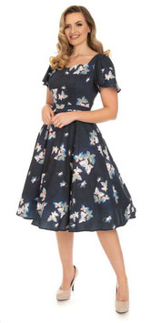 Hearts & Roses Kleid Butterfly