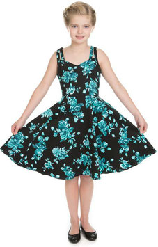 Hearts & Roses Kleid Rosalie black Kids