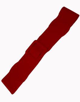 Banned Stretchgürtel Square rot