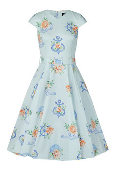 Hearts and Roses Kleid Petra