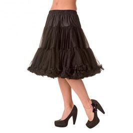 Banned Petticoat Starlite 60 cm schwarz