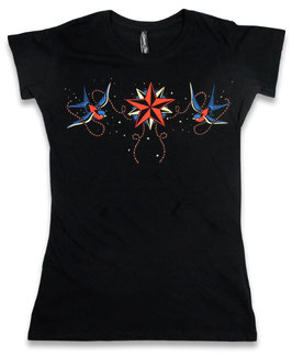Liquor Brand Shirt Nautical Star