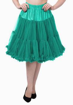 Banned Petticoat Starlite 60 cm türkis