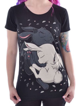 Cupcake Cult Shirt Dream Bunny