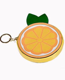 Banned Münzportemonnaie Orange