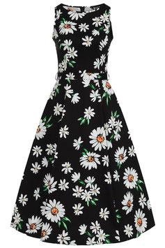 Lady Vintage Kleid Hepburn Daisy