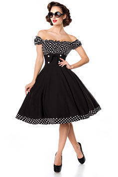 Belsira Kleid Penny schwarz