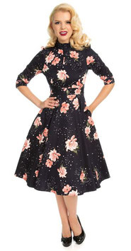 Hearts and Roses Kleid Stardust