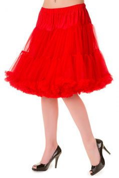 Banned Petticoat Walkabout 50 cm rot