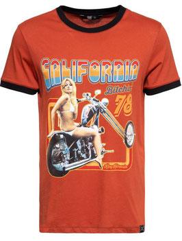 King Kerosin T-Shirt California Bitchin