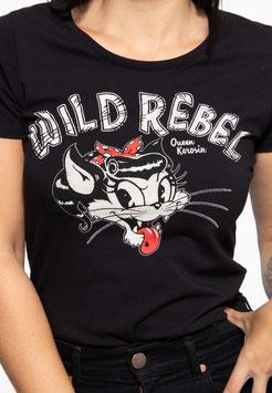 Queen Kerosin Shirt Wild Rebel
