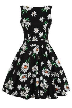 Lady Vintage Kleid Tea Daisy