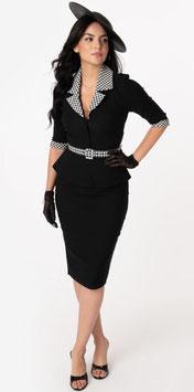 Unique Vintage Kleid Penelope
