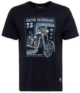 King Kerosin T-Shirt Chopper Until Death