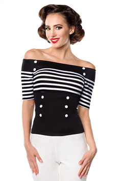 Belsira Top Samira Stripes
