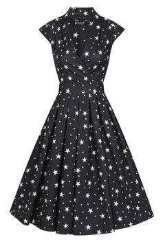 Lady Vintage Kleid Eva Stardust