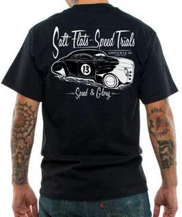 Lucky 13 T-Shirt Salt Flats