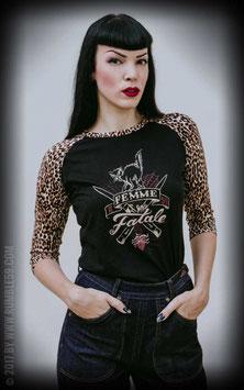 Rumble59 Langarmshirt Femme Fatale