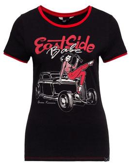 Queen Kerosin Shirt East Side Babe