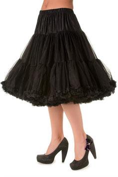 Banned Petticoat Lifeform 66 cm schwarz