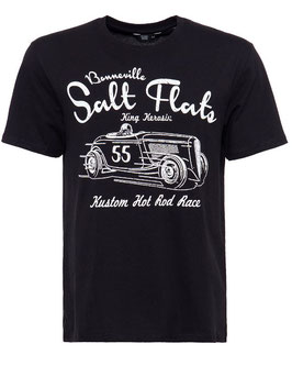 King Kerosin T-Shirt Salt Flats