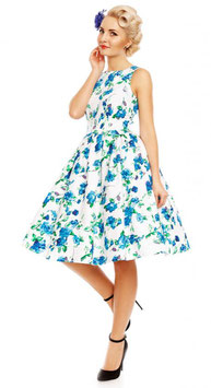 Dolly and Dotty Kleid Annie Blue Floral